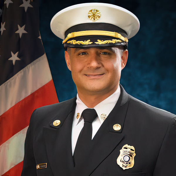 Anthony Galagaza, Bakersfield Fire Department